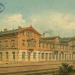 Bahnhof historisch